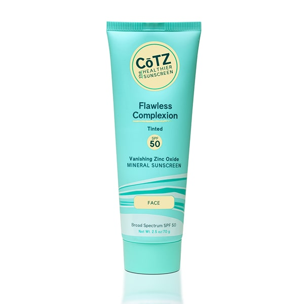 Kem chống nắng Cotz Flawless Complexion Mineral Sunscreen