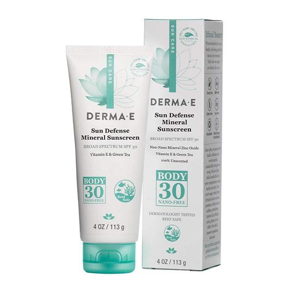 Kem chống nắng Derma e Antioxidant Natural Sunscreen