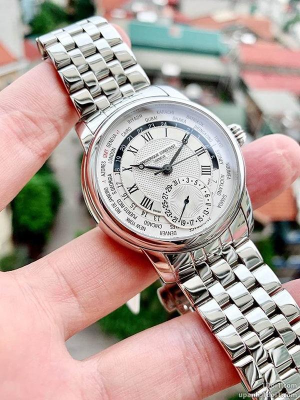 Đồng hồ Frederique Constant Manufacture Worldtimer FC-718MC4H6B