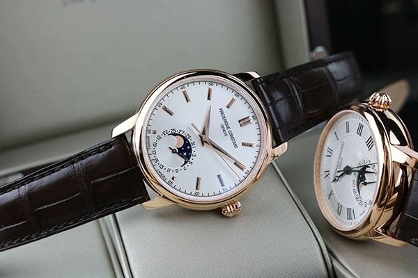 Đánh giá đồng hồ Frederique Constant Moonphase FC-715V4H4