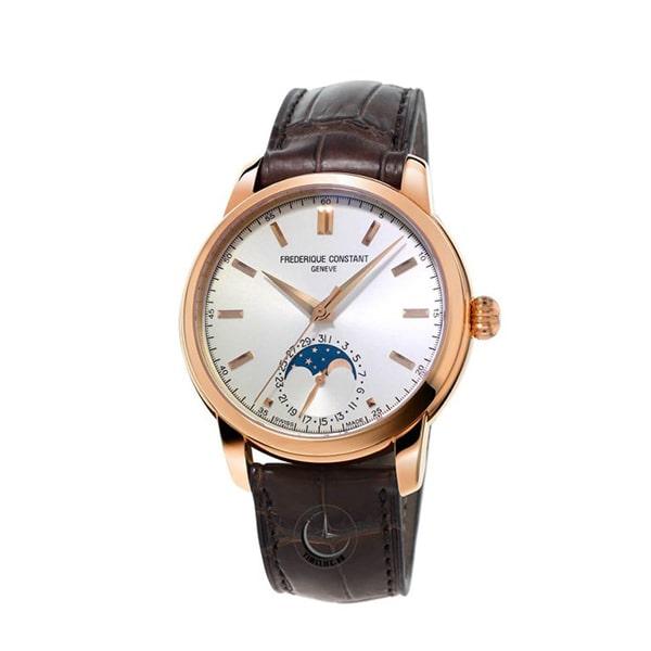 Đồng hồ Frederique Constant MoonphaseFC-715V4H4 có giá tham khảo là: 82.590.000