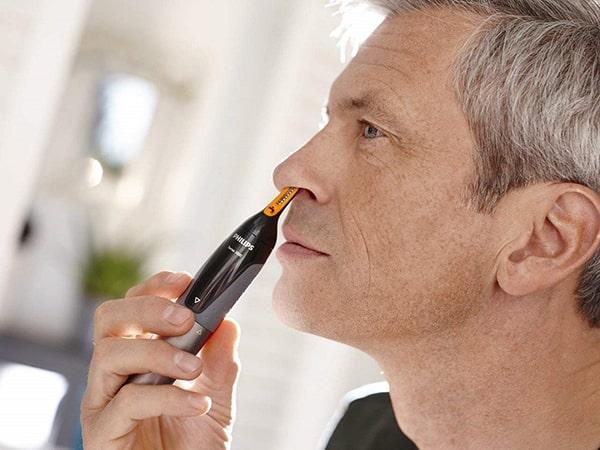 Chọn máy tỉa lông mũi công suất phù hợp