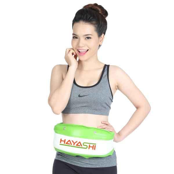 Đai massage bụng Hayashi LG-3003