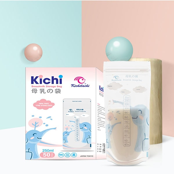 Túi đựng sữa Kichilachi