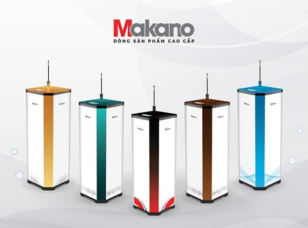 Máy lọc nước ion kiềm Makano