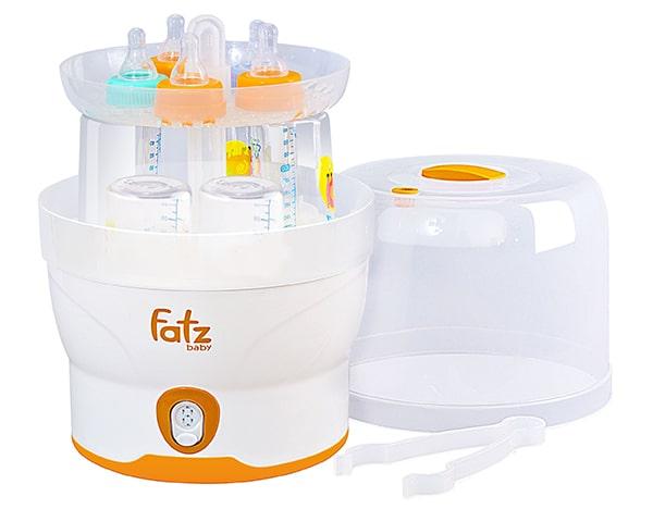 Máy tiệt trùng cho bình sữa Fatz