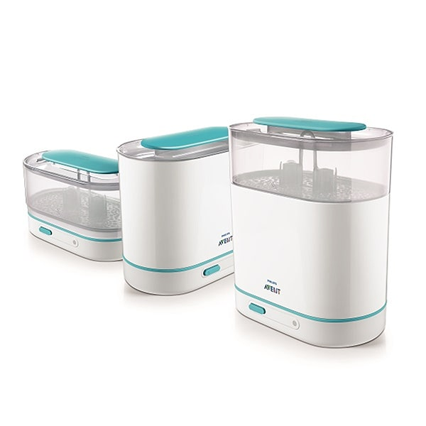 Máy tiệt trùng bình sữa Philips Avent