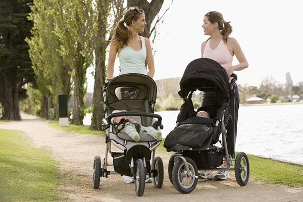 Các tiêu chí lựa chọn xe đẩy cho em bé