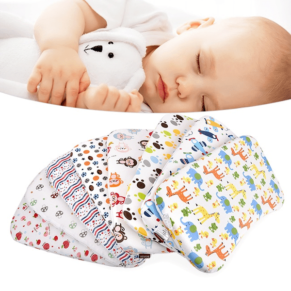 Kinh nghiệm chọn gối nằm cho bé ngủ ngon