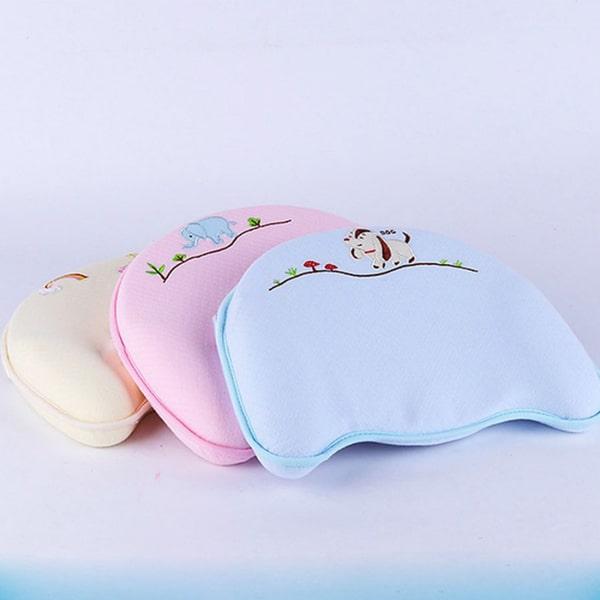 Gối cao su non thích hợp dùng cho bé từ 3 tháng tuổi trở lên