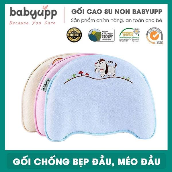 Gối nằm cho bé Babyupp