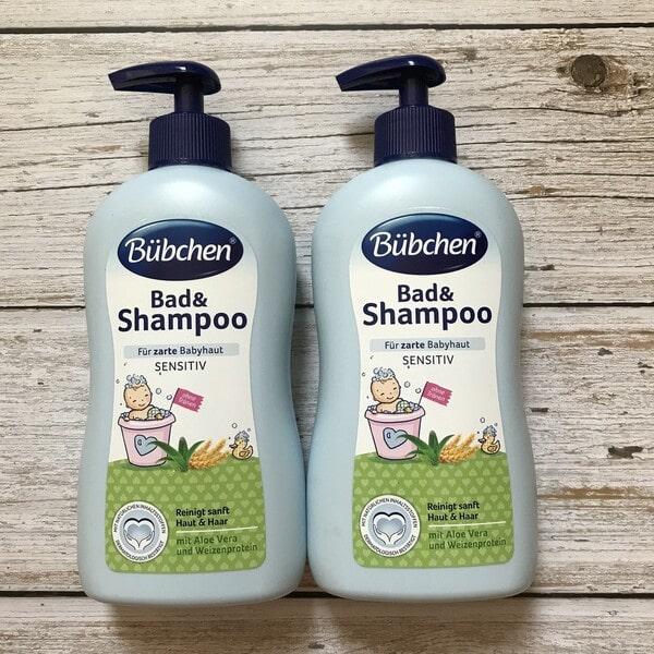 Kem tắm Bubchen Baby Bad