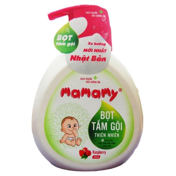 Sữa tắm Mamamy cao cấp