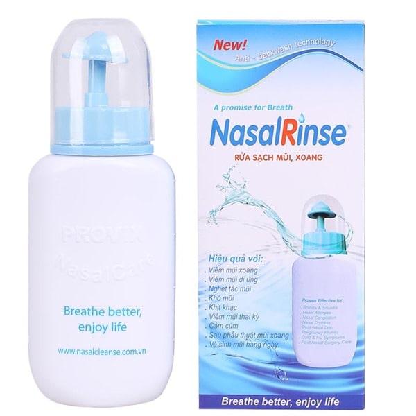 Bình thông rửa mũi cho bé Nasal Rinse