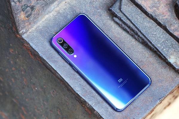 Điện thoại chơi game cao cấp Xiaomi Mi 9