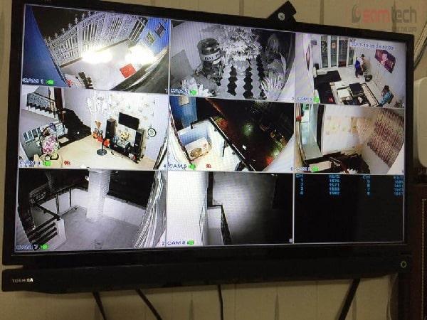 Xác định vị trí quan sát để lắp đặt camera IP WIFI đúng