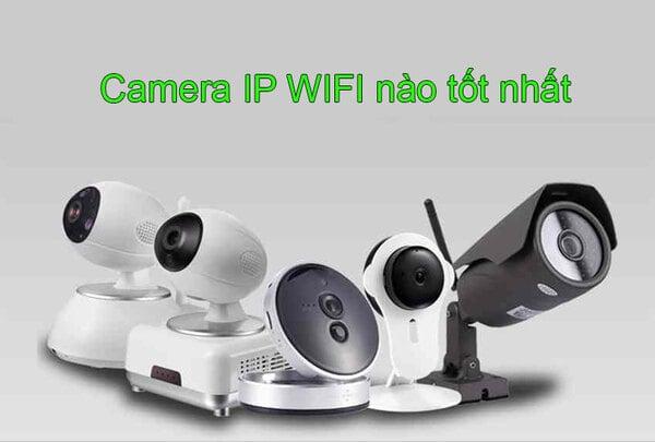Lựa chọn các thương hiệu lớn khi mua camera IP