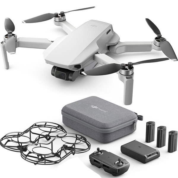 Những phụ kiện bắt buộc cần có cho 1 chiếc Flycam