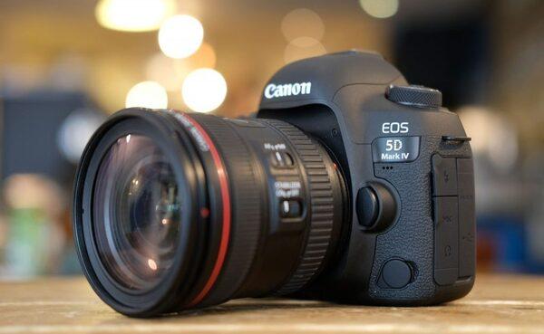 Máy ảnh DSLR có nhiều tính năng tích hợp