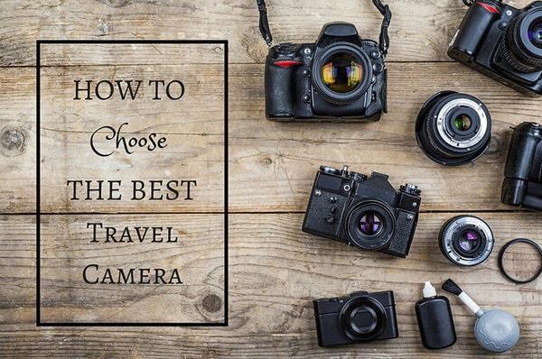 Chọn máy ảnh du lịch tốt nhất 2021