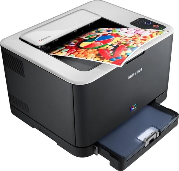 Máy in laser màu dùng để in ra được những tấm ảnh đầy màu sắc