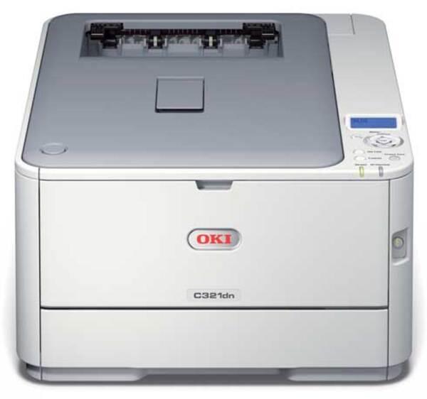 OKI Led Printer C321d