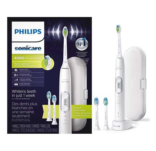 Bàn chải sóng âm - Philips Sonicare