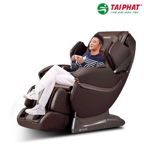 Lợi ích khi sử dụng ghế massage giá rẻ