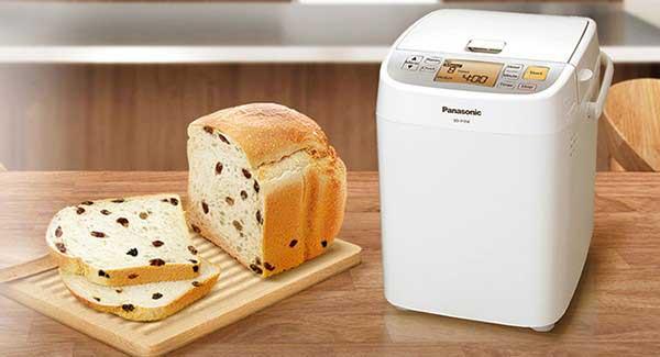 Máy làm bánh mì thương hiệu Panasonic