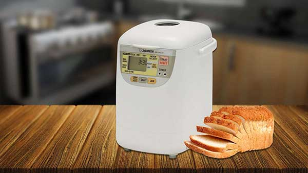 Máy làm bánh mì Zojirushi cũng đáng được lựa chọn hiện nay