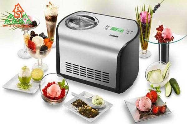 Tìm hiểu về một số loại máy làm kem cho gia đình