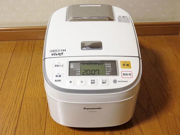 Nồi cơm điện Panasonic là một trong những thương hiệu được lựa chọn nhiều