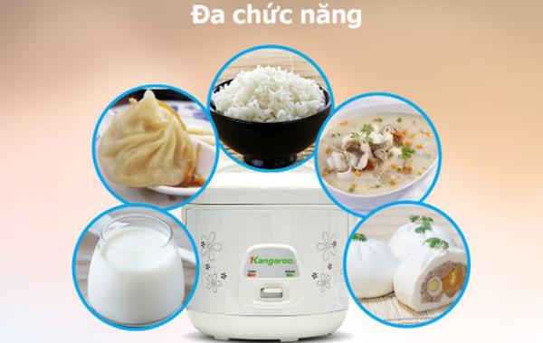 Nồi cơm điện Kangaroo một thương hiệu ở Việt Nam