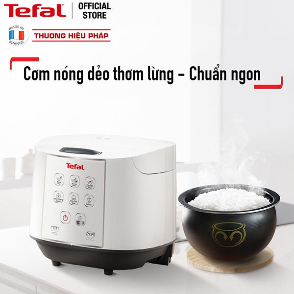 Nồi cơm điện tử Tefal RK733168 1.8L