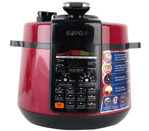 Nồi áp suất điện CYSB50YC520QVN-100