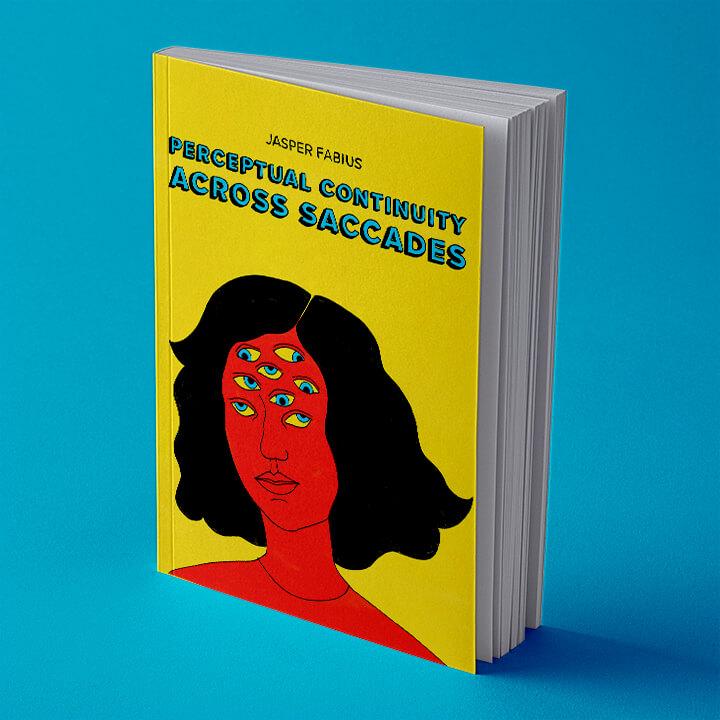 Book cover - Perceptual continuity across saccades