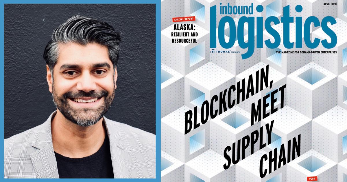 Blockchain, Meet Supply Chain