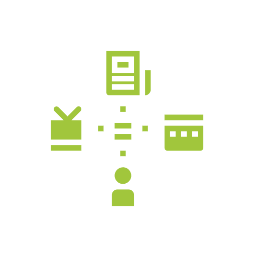 Data Flow Icon