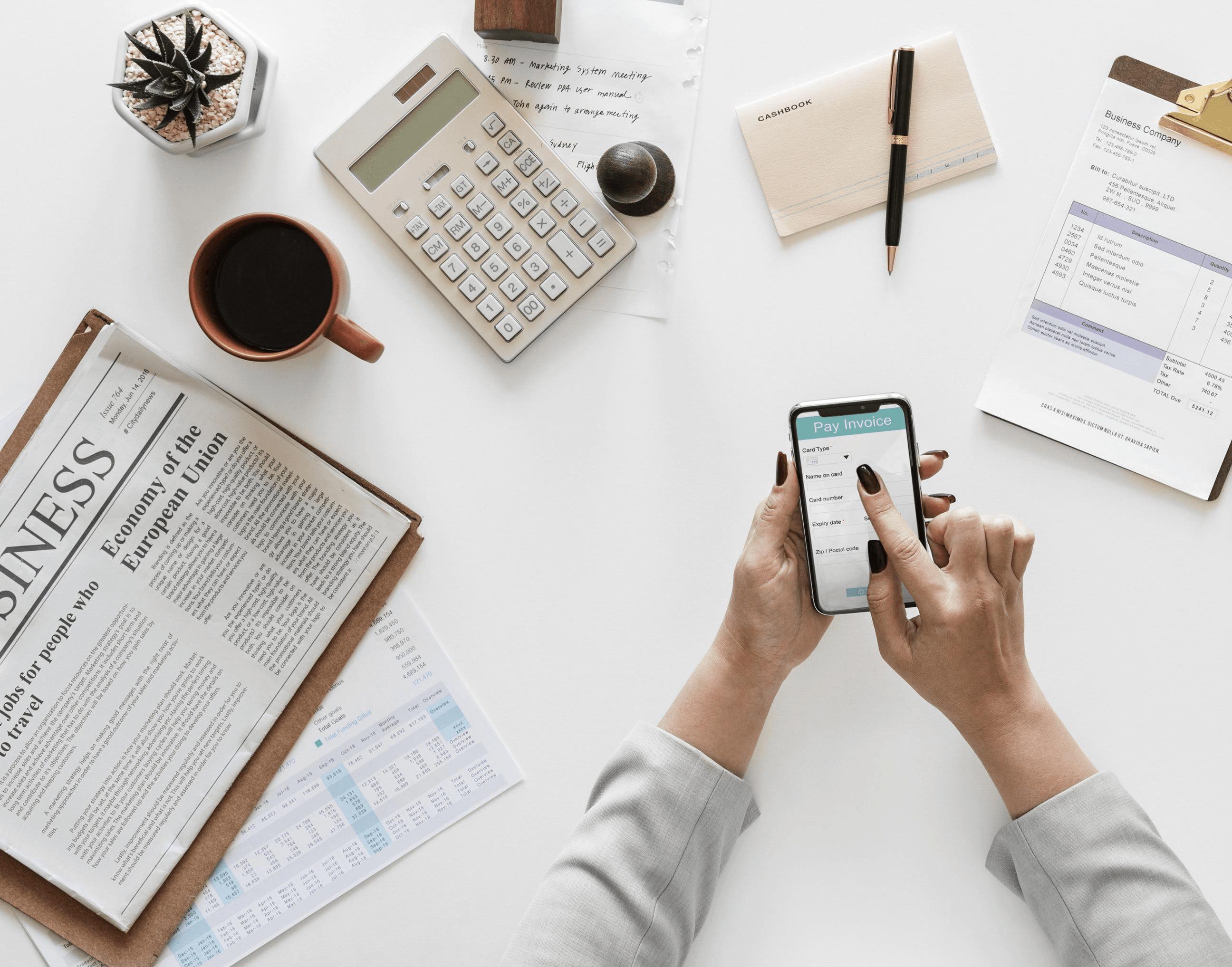 Các App quản lý thẻ tín dụng chính xác, hiệu quả nhất hiện nay