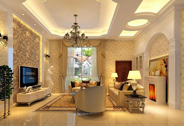 mẫu thạch cao phòng khách