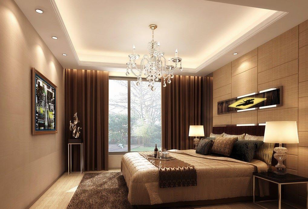 mẫu thạch cao phòng ngủ đơn giản