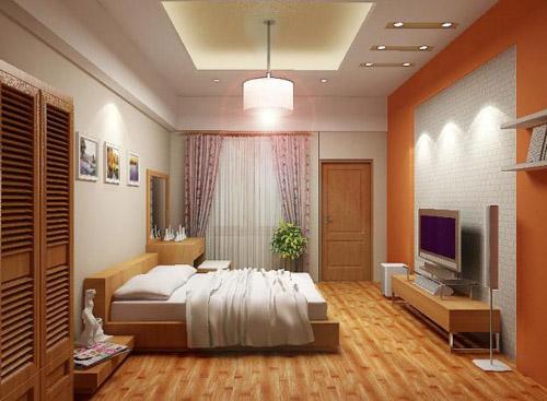 mẫu thạch cao phòng ngủ sang trọng