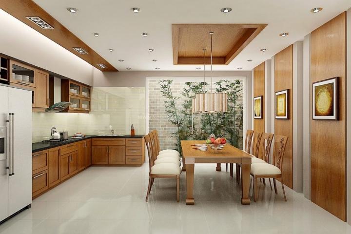mẫu thạch cao phòng bếp đẹp