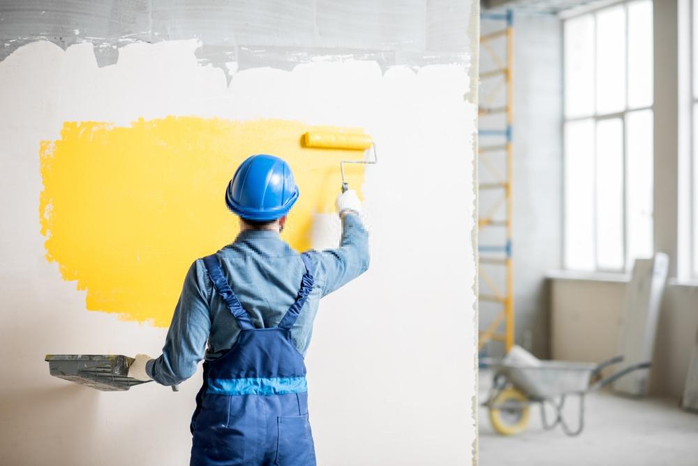 Thợ sơn nhà TPHCM