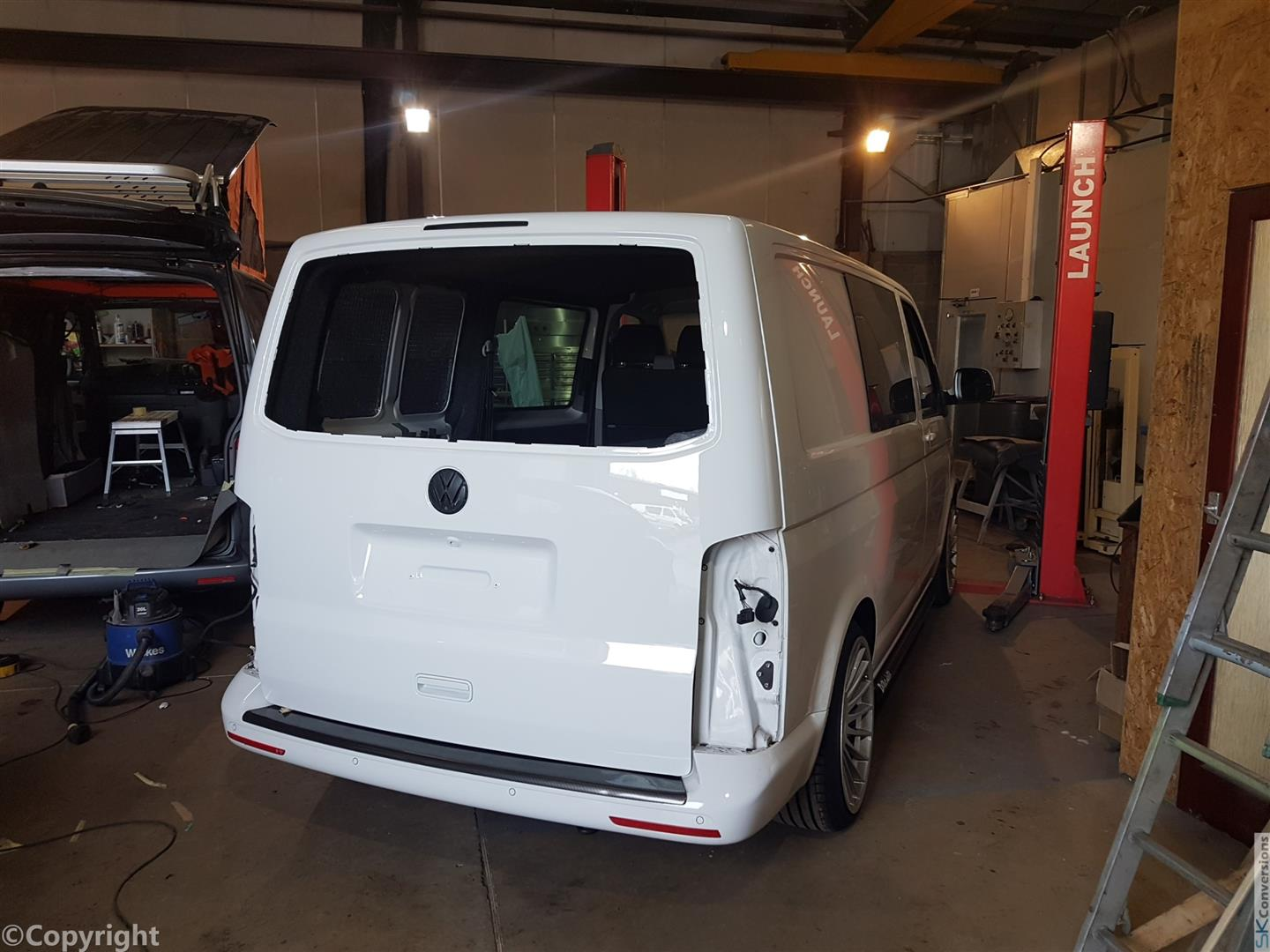 Tailgate Conversions