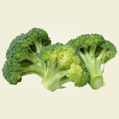 What we harvest: Broccoli