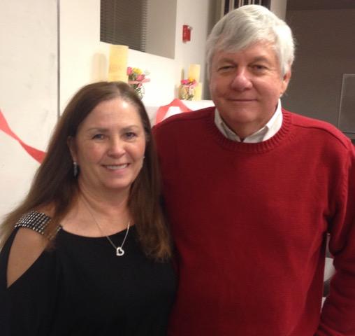 John and Nancy Hook