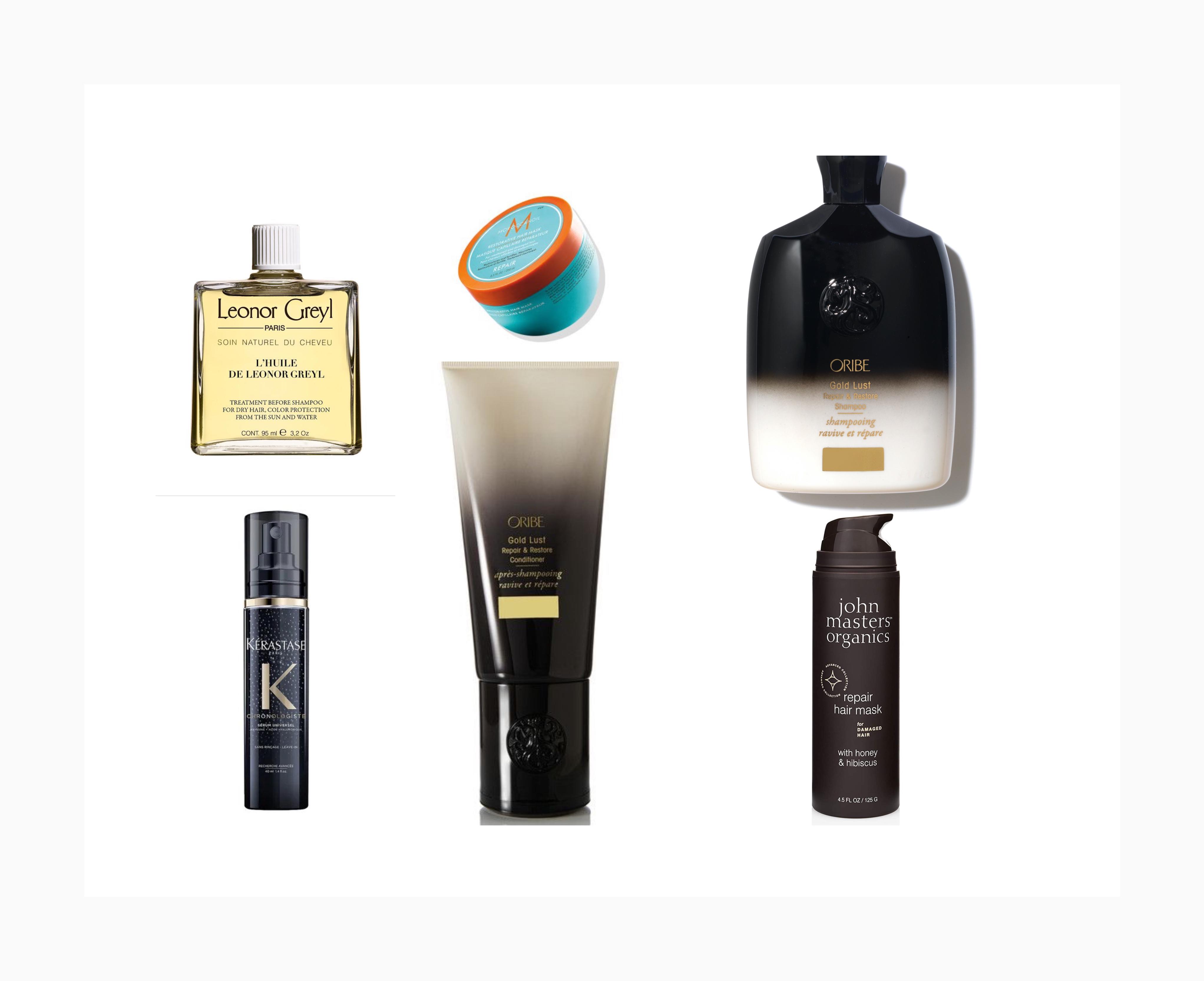 BURO247/ Proizvodi koji će vam spasiti kosu nakon ljeta