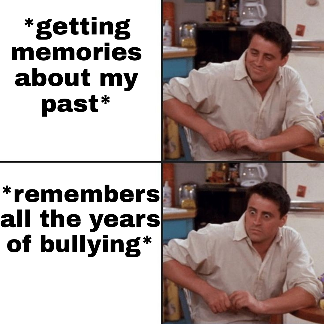 """Meme of Joey Tribiani from """"Friends."""" Meme created by the author."""