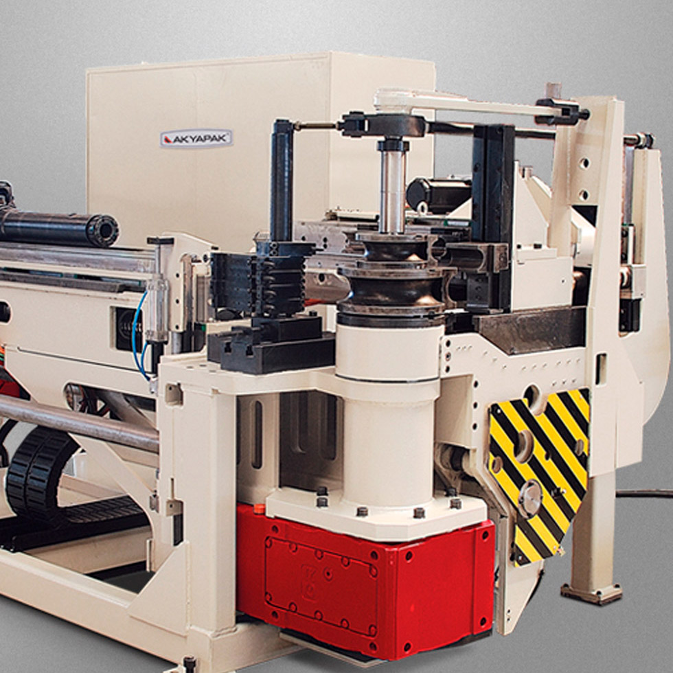 All Electric Tube Bending